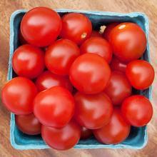 Высокое качество-18-30 мм  IQF   замороженные  навалом -органические половинки помидоров