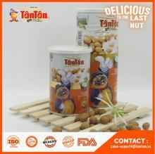 Crispy Tan Tan Peanuts with coconut milk