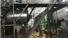 Equipmen to produce bone meal, animal fat, vegetable oil, biodisel, equip. to deal with waste clay