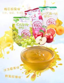 fruit jelly drink