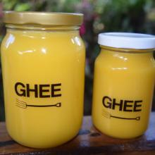 PURE COW BUTTER GHEE,Unsalted Butter