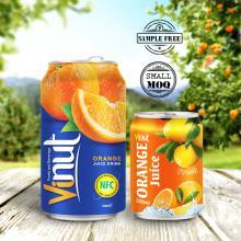 Orange Juice Drink with fresh pulps