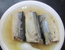 canned mackeral fish in vegetable oil