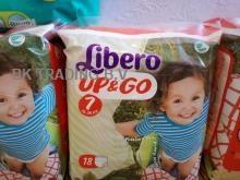 Libero up & go baby pampers