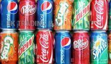 Coca Cola | Pepsi | Fanta | Sprite | Soda | Soft Drinks Cans and Bottles