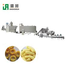 Extruded Corn Rice Snacks Making Processing Machine