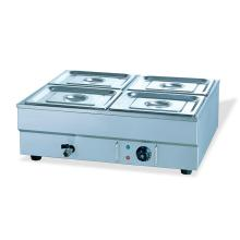 Electric Bain Marie With 2/3/4/6 Pans For Sale