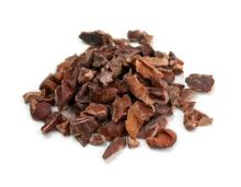 Cocoa Nibs - Pure and toasted cocoa flavour.