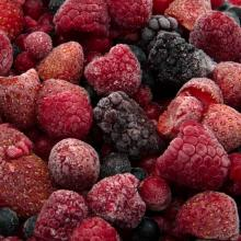 IQF mixed berries