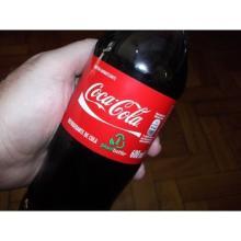 Coca- Cola  Original Classic  Coke  Soft Drinks  330ml