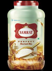 Samrat Sharbati Wheat Atta