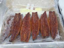 Frozen Roasted Eel