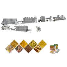 corn flakes machine breakfast cereals puff snacks processing line