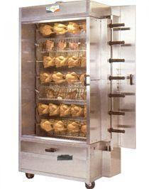 Rotisserie Gas Grill Chicken Oven