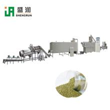 Floating Fish Feed Pellet Extruder Processing Machine
