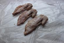 Turkey  wing tips / Frozen  turkey  tips /  turkey  wing