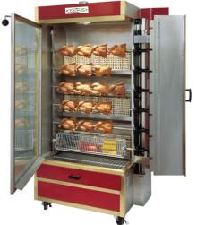 Chicken Grill Machine electric