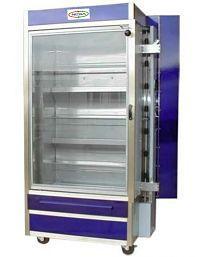 Rotisserie Gas Grill Machine 35 capacity