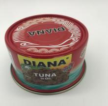 CANNED TUNA RED MEAT(SKIPJACK,BONITO)
