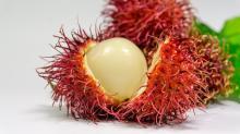 Frozen Rambutan Fruit Whole Thailand Origin