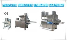 New Style Multifunctional High Tech Chicken Nuggets Forming Machine