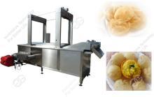 300 KG/H Automatic Pani  Puri  Frying Machine