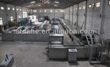 Fully automatic  custard   cake  production line