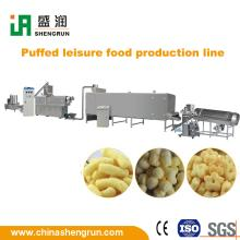 Automatic core filled snack food processing line