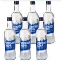 selling vodka