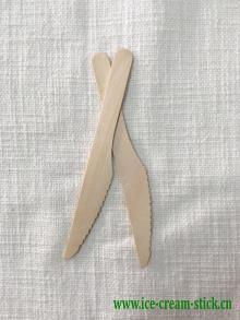 birch wood knife knives