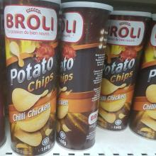 POATO CHIPS