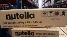 Nutella Ferrero Chocolate Spread 350g
