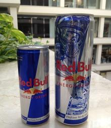 Red Bull Energy Drinks for unlimited supply