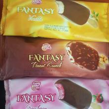 FANTASY VANILLA/FANTASY PEANUT CUNCH