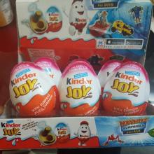 KINDER JOY THE BEST