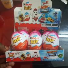 KINDER JOY NUMBER ONE