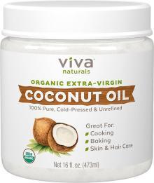 Organic Extra Virgin Coconut Oil 16 Ounce