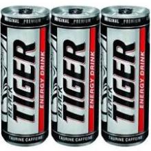 Tiger Energy Drink 250ML Can