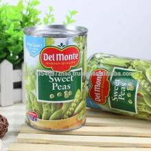 Canned Mixed Vegetables Canned Green Peas In Glass Jar/Tin