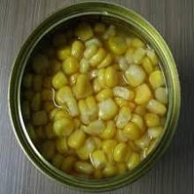 Canned Sweet Corn available