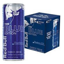 Red Bull Blue Edition, Blueberry Energy Drink