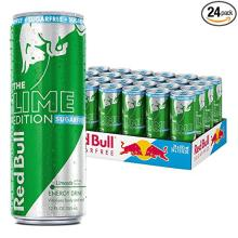 Red Bull Sugarfree Lime Edition, Limeade Energy Drink