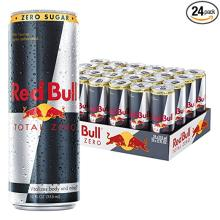 Red Bull Total Zero, Energy Drink