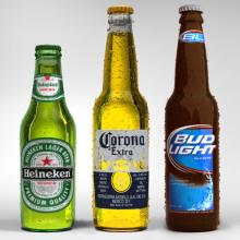 MEXICO/ ORIGIN CORONA/ EXTRA BEER 330ml & 355ml