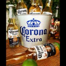 March Corona Extra Beer Ice Bucket Tub../