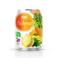 250ml Can 100% Vegetable Juice - Juice for Arthritis