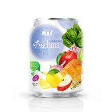 250ml Can 100% Vegetable Juice - Juice for Asthma