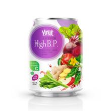 250ml Can 100% Vegetable Juice - Juice for Hight B.P