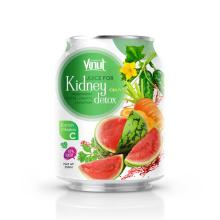 250ml Can 100% Vegetable Juice - Juice for Kidney detox