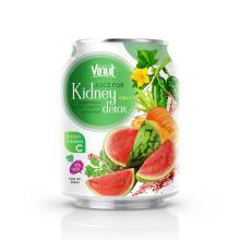 250ml Can 100% Vegetable Juice - Juice for Kidney detox